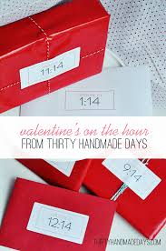 v day gifts ideas on the hour