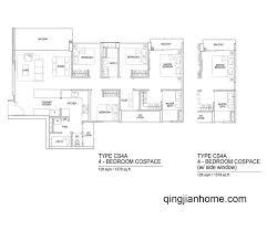 floor plans qingjian home