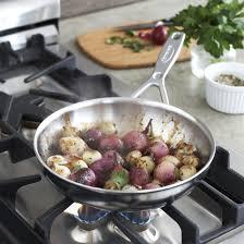 demeyere cuisine demeyere industry5 skillet skillet and cookware