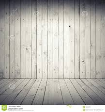 abstract white interior with wooden floor and wall stock photo