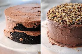 chocolate hazelnut cake tasty kitchen blog