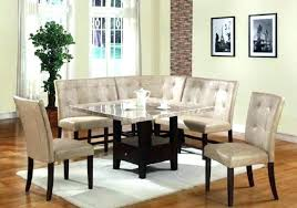 Dining Room Booth Minimalist 30 Space Saving Corner Breakfast Nook Furniture Sets