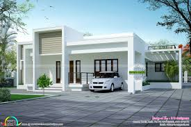 simple but beautiful one floor home kerala design architecture