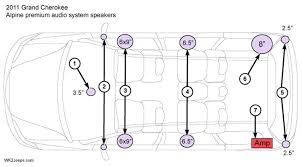 jeep grand sound system nvs audio nvs audio 2012 jeep grand srt8 build