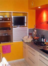 d馗oration peinture cuisine idée deco cuisine en peinture