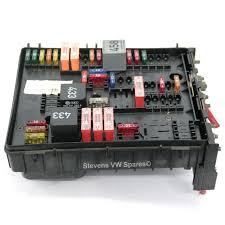 used genuine vw golf engine bay fuse box terminal 1k0 937 124 h
