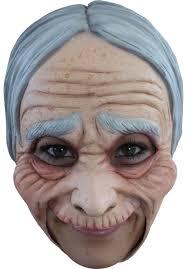 old halloween masks old lady halloween mask character u0026 scary masks escapade uk