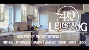 Home Center Kitchen Design Leingang Home Center May 2017 Custom Cabinets 30 Second Tv Ad