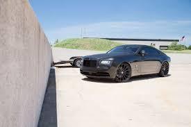 matte rolls royce wraith rolls royce matte black wrap topper car wrap city