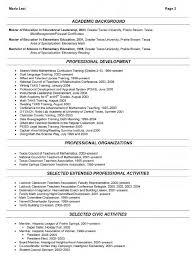 Job Resume Teacher by 100 Master Resume Certified Master Resume Writer