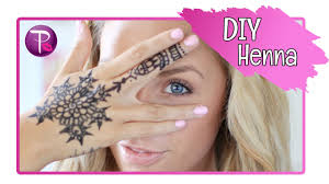 diy hand henna tattoos kalynxo13 youtube