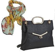designer tasche kaytie wu designer tasche city handtasche mit plisse schal