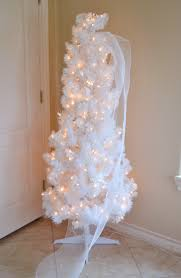 small white christmas tree how to fill out a white christmas tree my rainbow ombre