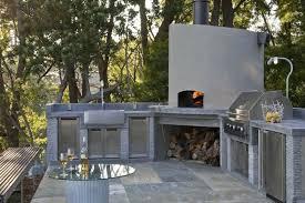 cuisine d ete barbecue cuisine ete pose installation cuisine dactac barbecue de