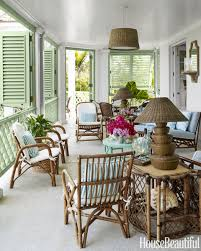 home decor outside furniture outdoor room design using natural rattan lanai furniture