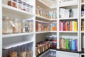 Kitchen Pantry Storage Ideas Walk In Pantry Design Ideas