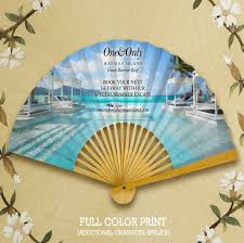 custom hand fans no minimum exclusive personalized fans fast processing