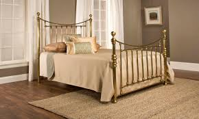 antique brass bed iron bed frame value beds value on modern home