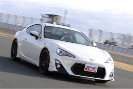 modified toyota gt86 modified toyota gt86 at 2012 tokyo auto salon motoring news