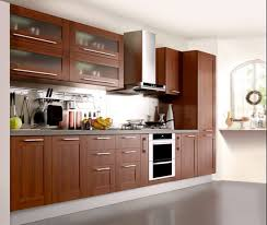 Best Kitchen Furniture Witching White Wooden Color Best Kitchen Cabinets Featuring Wall