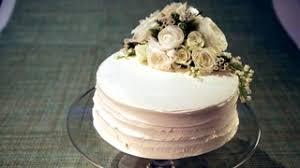 banana cream wedding cake recipe the chew abc com recipes
