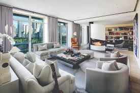 Living Room Theater Nyc Sting Selling Penthouse On Central Park West For 56m Photos