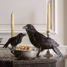 halloween crows ebay