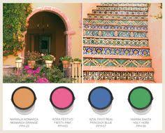 warm southwestern color combination these colors would warm up