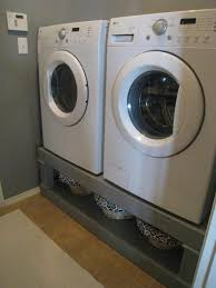Frigidaire Laundry Pedestal Washer And Dryer Pedestal Reveal Washer Laundry And Dryer