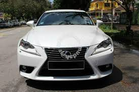 lexus is 200 for sale 2015 lexus is 200 2 0 a cars for sale in bayan lepas penang