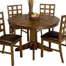 Round Dining Room Table With Leaf Dining Room Awesome Round Table With Butterfly Leaf To Kitchen