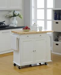 portable rolling wooden kitchen trolley cart design countertop