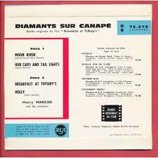 musique diamants sur canapé diamants sur canape by henry mancini ep with neil93 ref 117607995