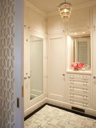 bathroom closet door ideas 10 stylish walk in bedroom closets hgtv
