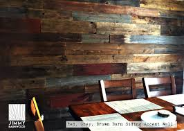 accent colors 12 different types and colors of barnwood accent walls