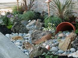 Pebbles And Rocks Garden 21 Landscaping Ideas For Rocks Stones And Pebbles Fit Into An