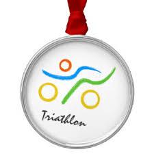 ironman triathlon ornaments keepsake ornaments zazzle