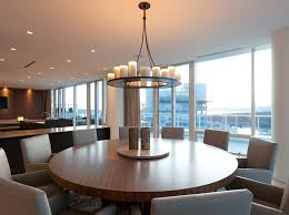modern round dining room table round dining room tables for 10 modern dining room design with