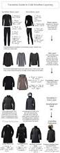 guide to cold weather layering lessons learned cold weather and