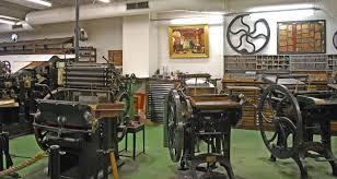 les chambres de l imprimerie infos le musée de l imprimerie de nantes