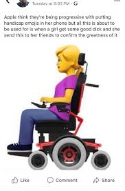 Wheelchair Meme - once you go black you gon need a wheelchair blackpeopletwitter