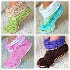 womens size 12 boot socks crochet pattern cuffed boots slippers in and sizes pdf