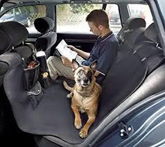 protection siege auto chien housse de protection banquette arrière pour chien voiture