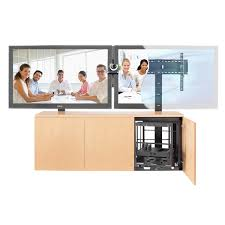 Wall Mounted Credenza 3 Bay Av Credenza Av Furniture Avteq