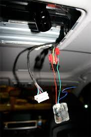 diy dei shock sensor install