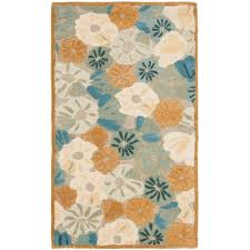 Poppy Area Rug Safavieh Martha Stewart Poppy Field Cornucopia Beige 2 Ft 6 In X