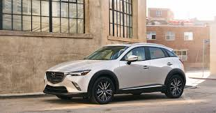 mazda new model the 2018 mazda cx 3 starts at 20 110 the drive