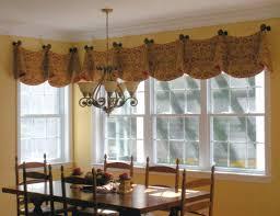 kitchen bay window curtain ideas curtain pretty bay window ideas for enchanting home kitchen