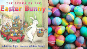 easter bunny books the story of the easter bunny book by katherine tegen stories for