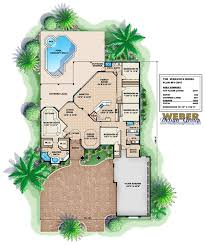 miravista home plan weber design group naples fl